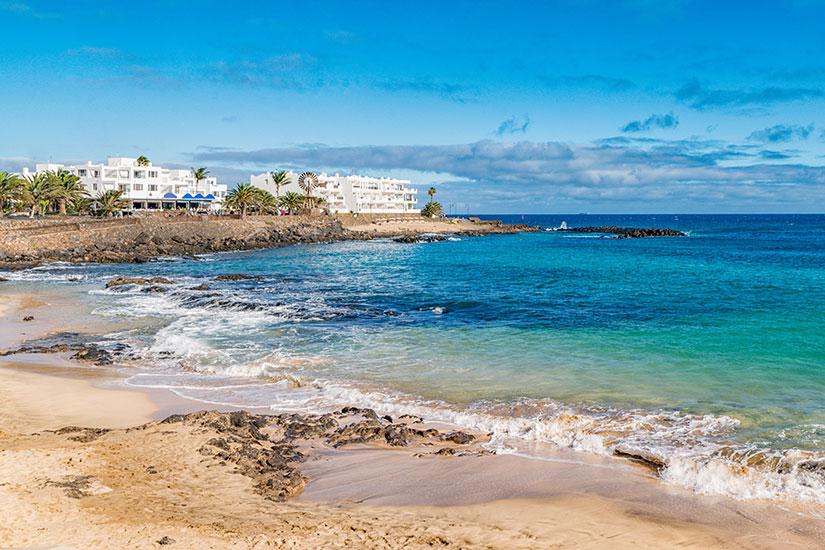 image Espagne Costa Teguise Lanzarote  fo