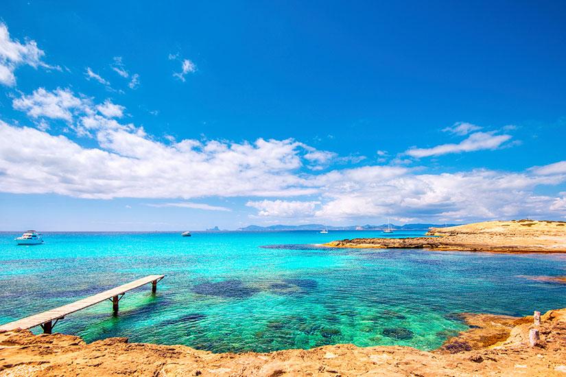 image Espagne Formentera Playa Illetes  it