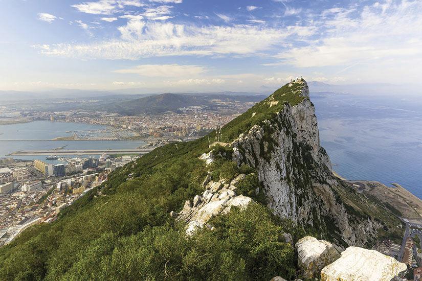 image Espagne Gibraltar Rocher de Gibraltar  it
