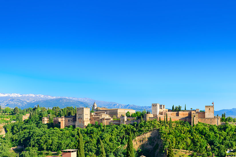 image Espagne Grenade Alhambra  it