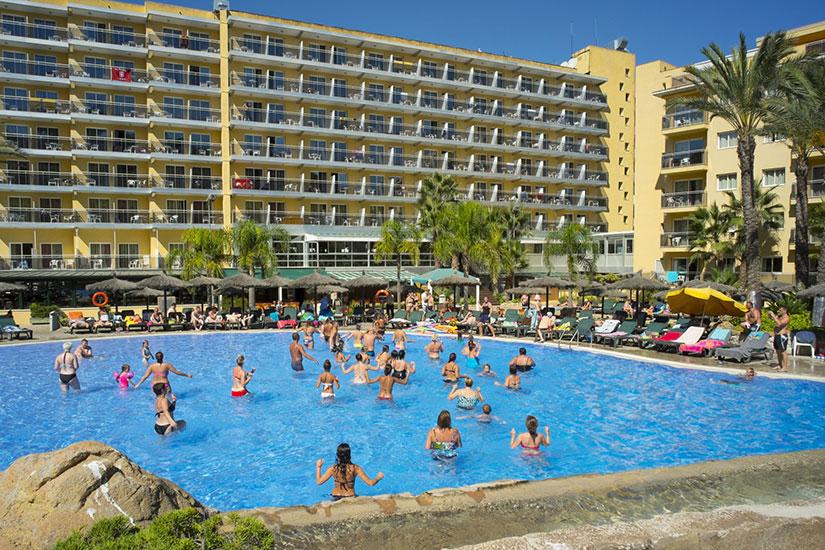 Hotel Rosamar Lloret De Mar Espagne