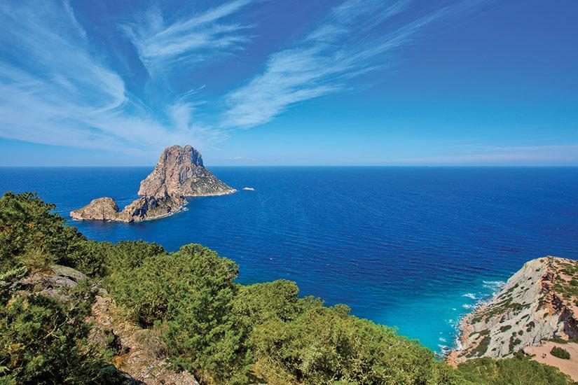 image Espagne Ibiza Ibiza Es Vedra et Vedranell de Torre des Savinar  fo