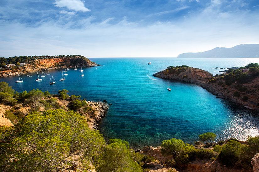 image Espagne Ibiza Port Roig  fo