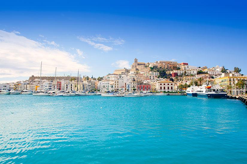 image Espagne Ibiza panorama  fo