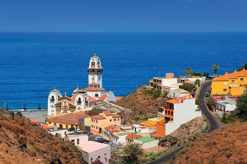 image Espagne Ile Tenerife Basilique de Candelaria  it