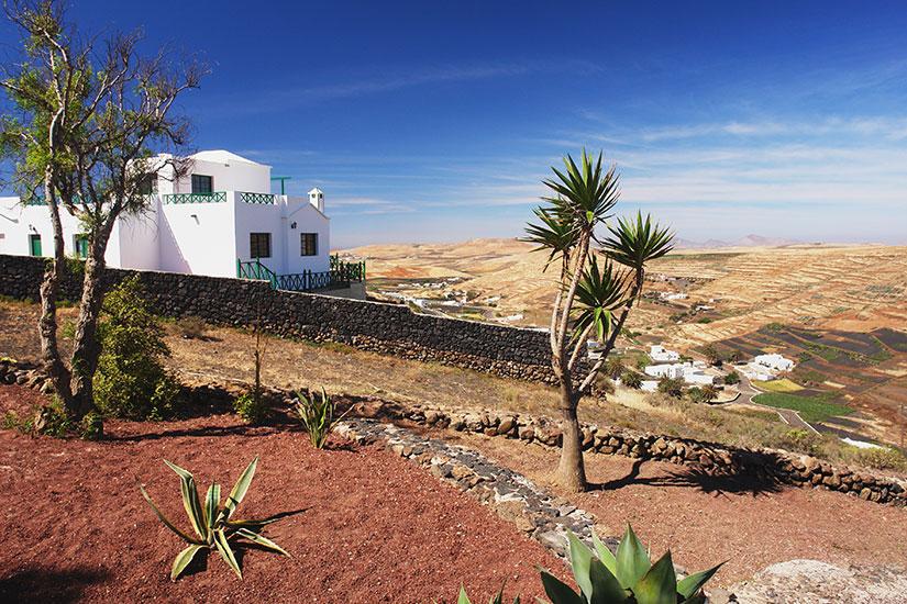 image Espagne Lanzarote vallee Teguise  fo