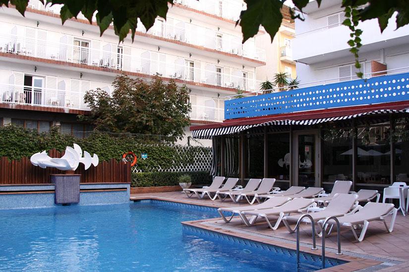 image Espagne Lloret de Mar Hotel Xaine Park piscine