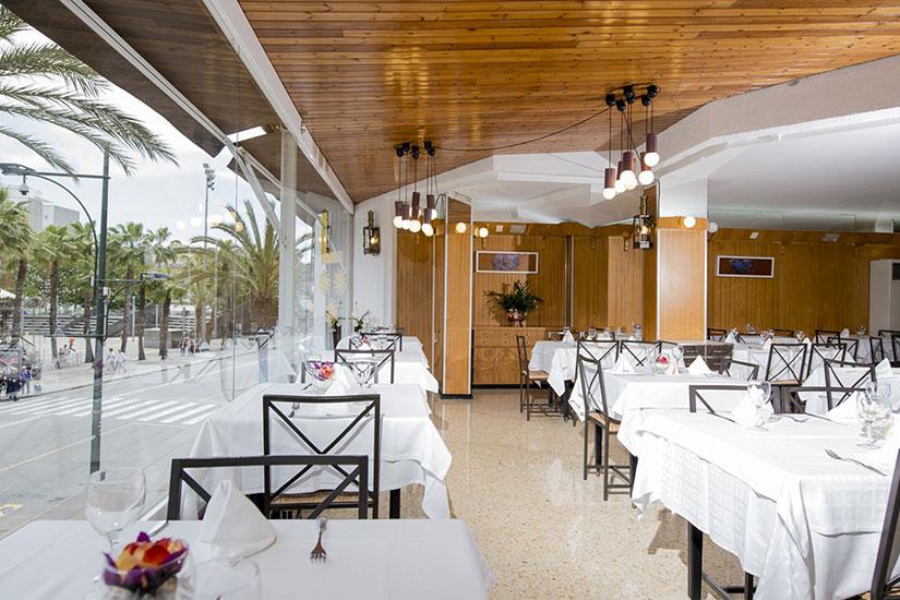 image Espagne Lloret de Mar Hotel Xaine Park restaurant