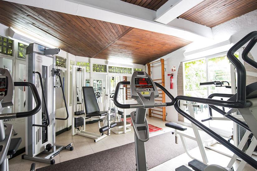 image Espagne Lloret de Mar Hotel Xaine Park salle de sport