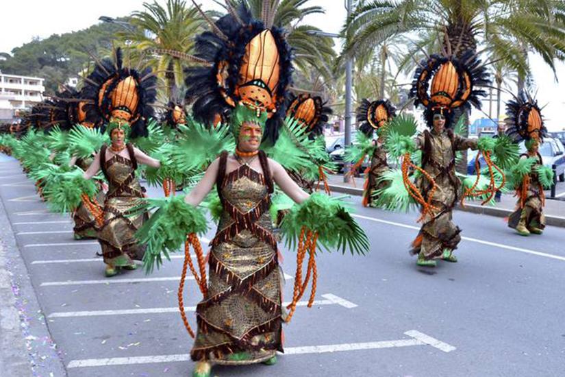 image Espagne Lloret de mar carnaval