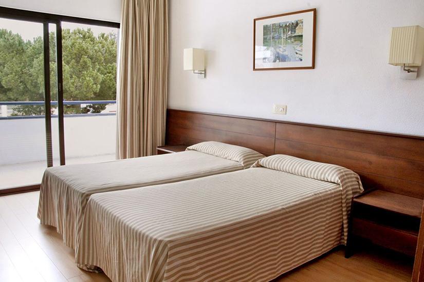 image Espagne Lloret de mar hotel gran garbi