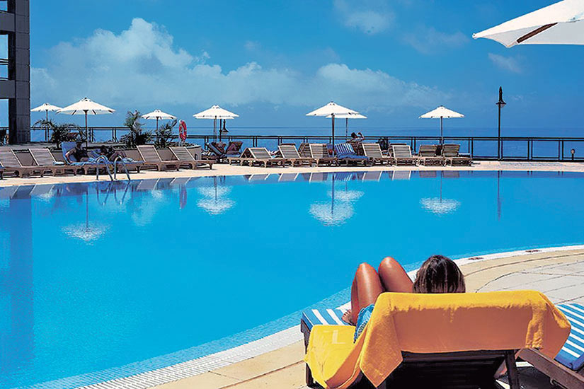 image Espagne Madere Hotel enotel lido piscine