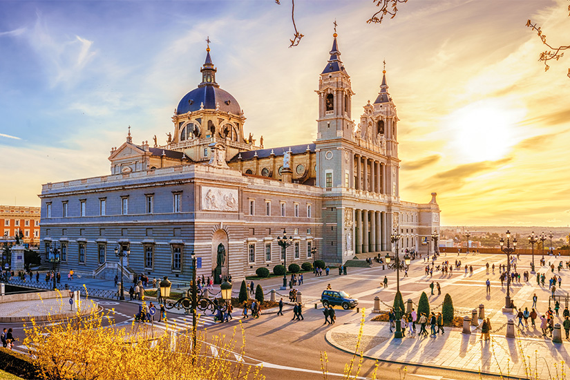 image Espagne Madrid Cathedrale de l Almuneda 58 as_198883044