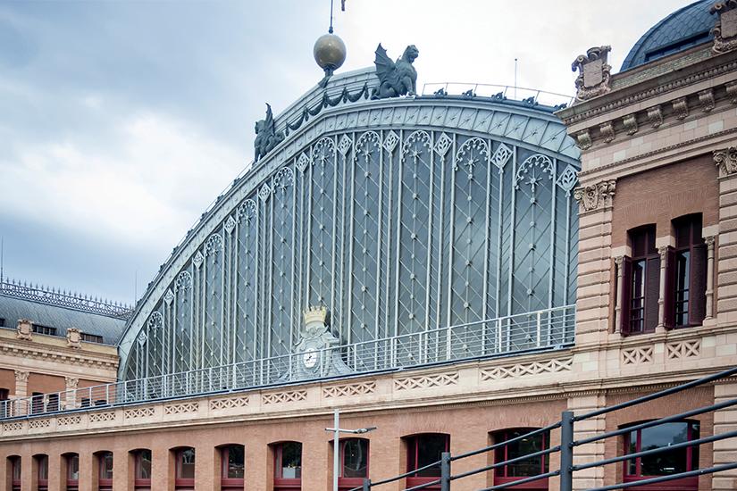 image Espagne Madrid Gare d Atocha as_290095313