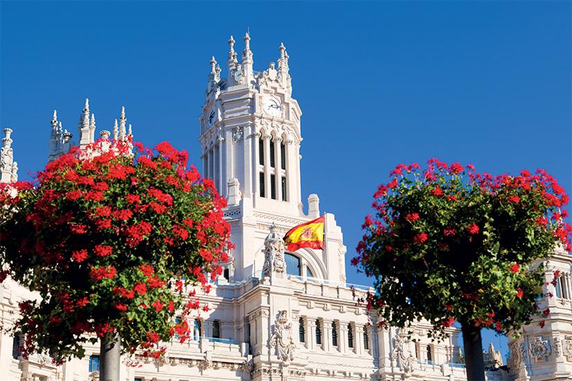 image Espagne Madrid Palais de Cibeles 08 as_43747092