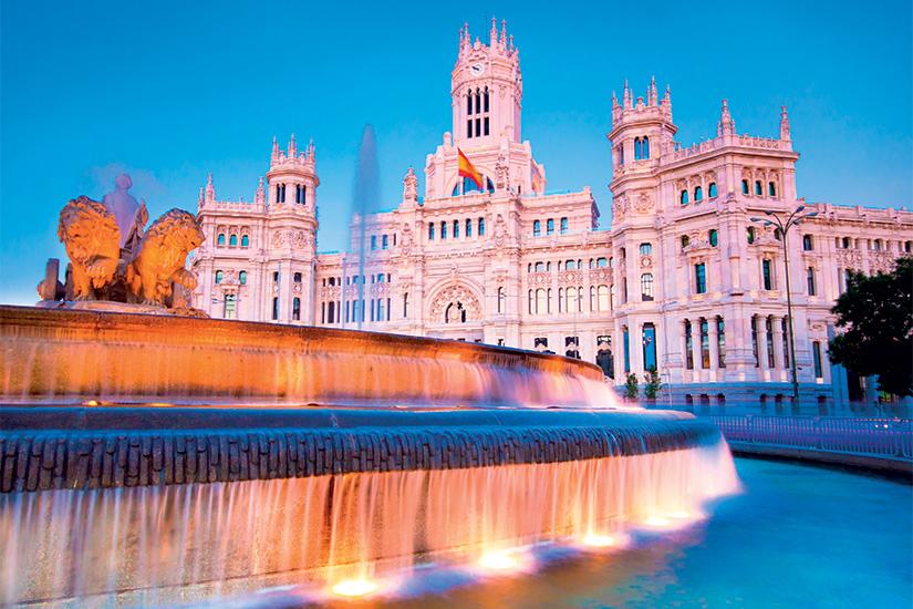 image Espagne Madrid Palais de Cibeles 10 as_44564273