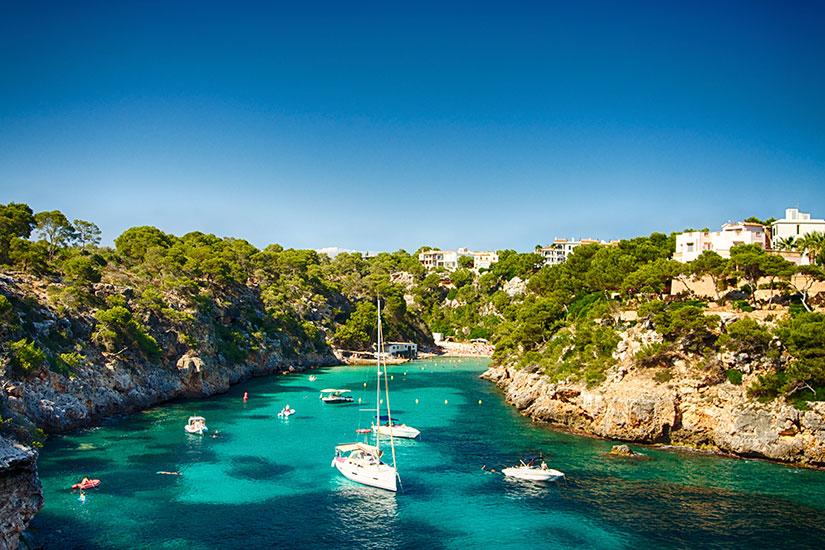 image Espagne Majorque Bateaux mer  it