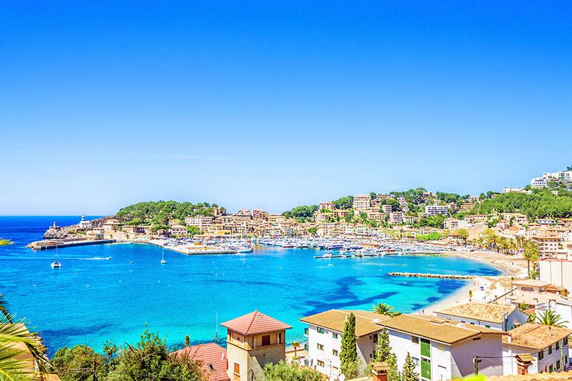 image Espagne Majorque Puerto Soller  it