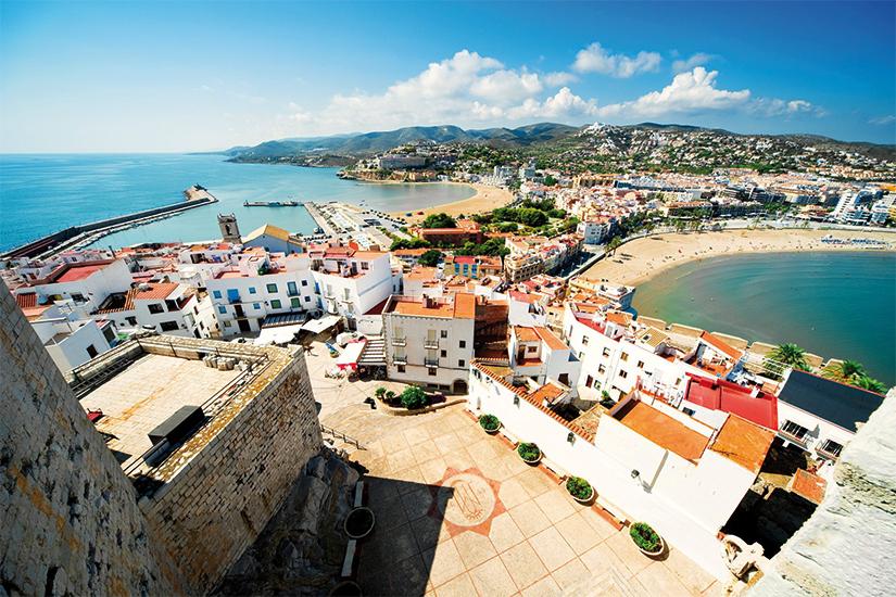 image Espagne Peniscola