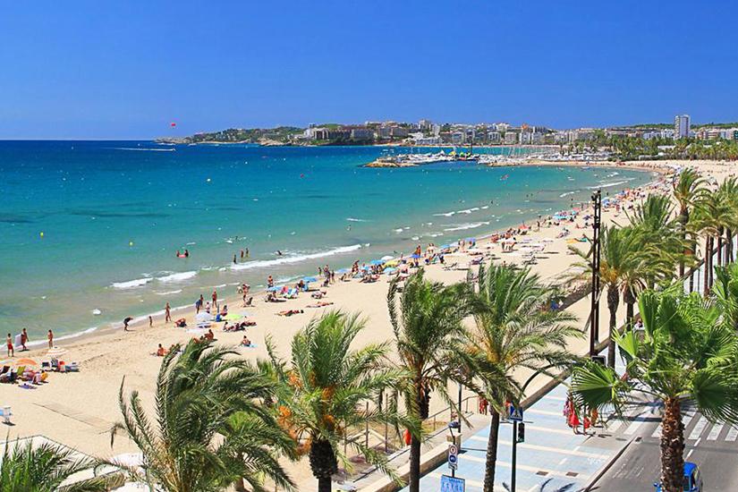 image Espagne Salou plage