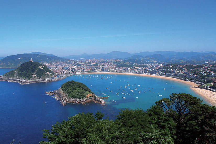 image Espagne San sebastien Donostia  fo