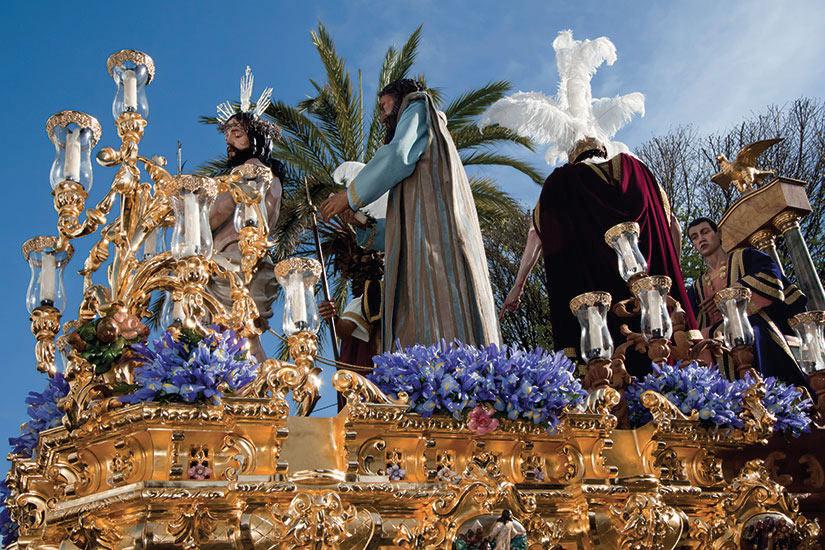 image Espagne Seville Jesus en captivite et sauves  it