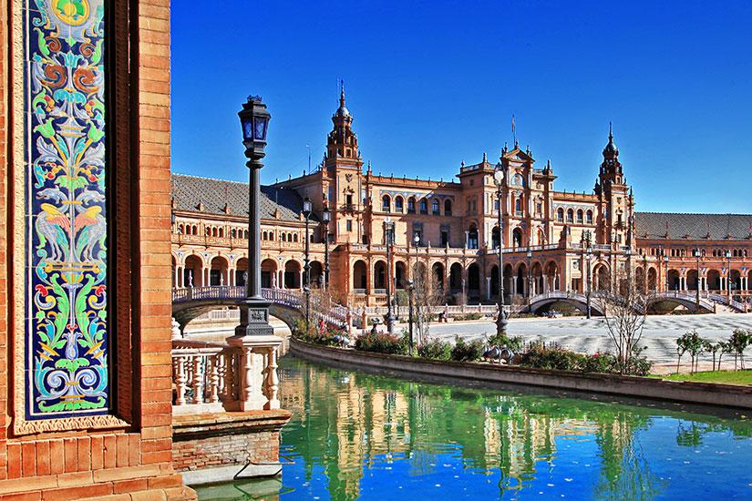 Ville De L Espagne