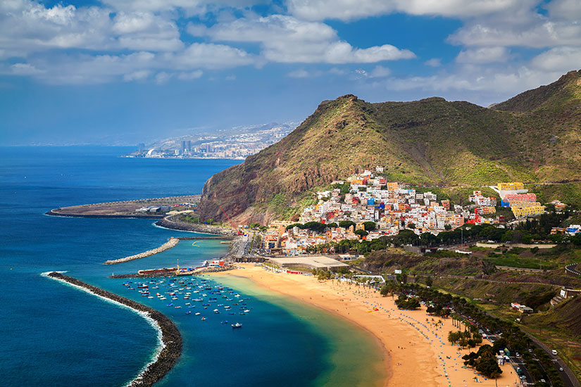 image Espagne Tenerife San Andres Las Teresitas  fo