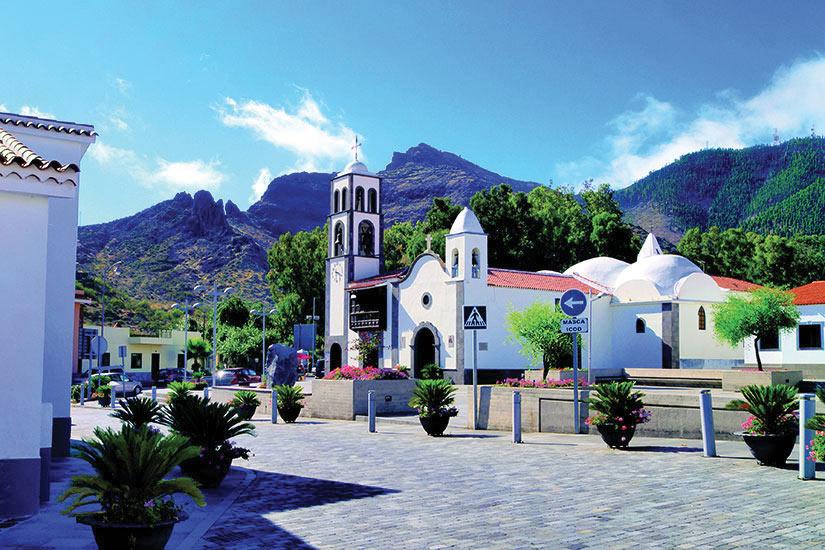 image Espagne Tenerife Santiago del Teide  fo