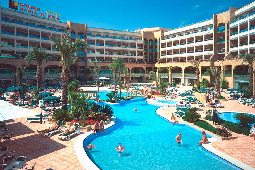 image Espagne Tossa de Mar hotel Golden Bahia