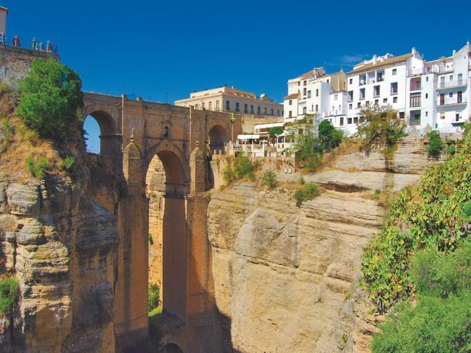 image Espagne andalousie ronda pont