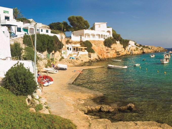 image Espagne baleares minorque bateaux