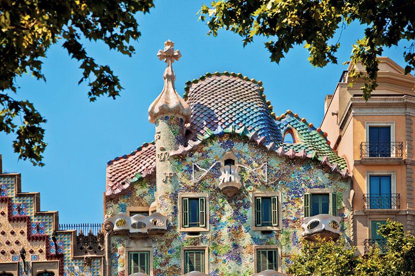 image Espagne barcelone casa batllo  it