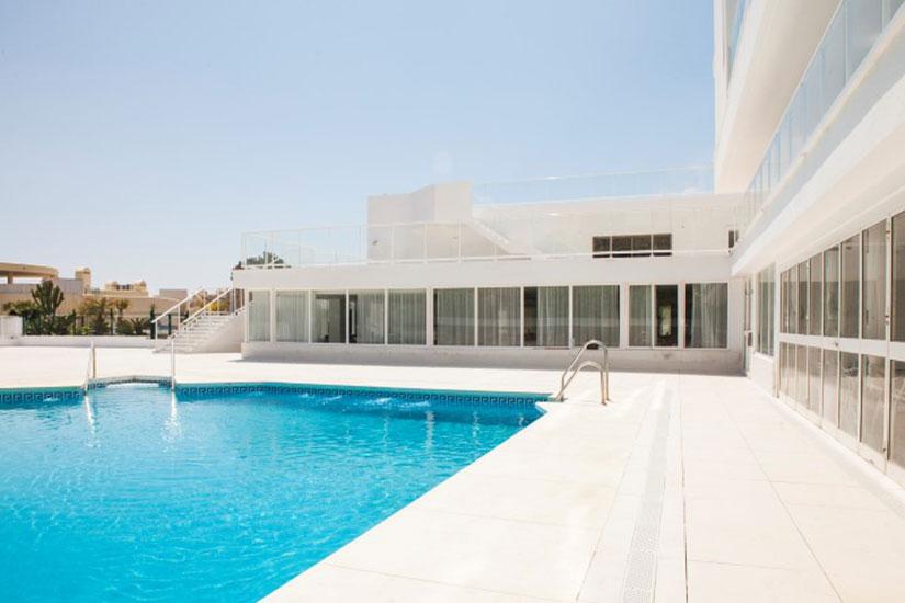 image Espagne benalmadena hotel ibersol alay facade