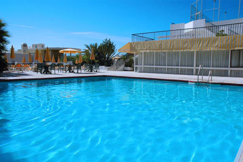 image Espagne benalmadena hotel ibersol alay piscine
