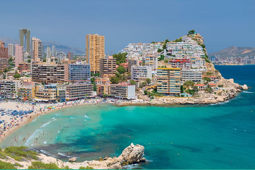 image Espagne benidorm fo