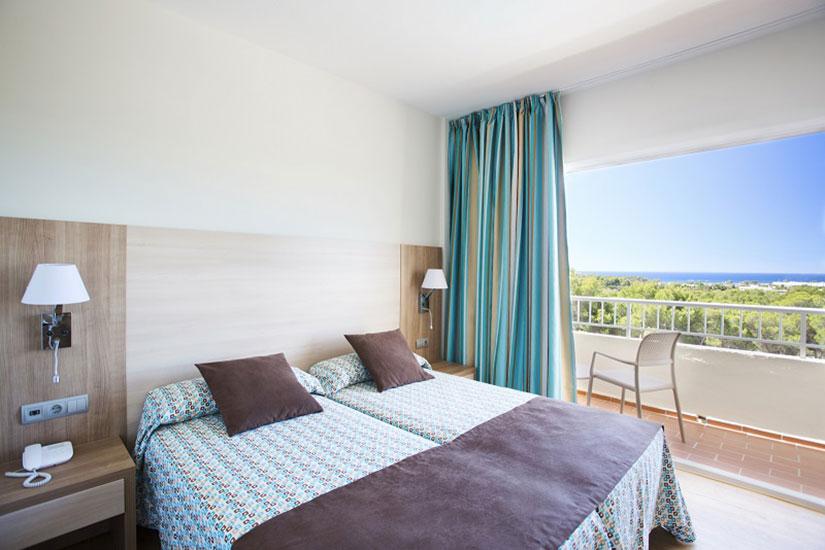image Espagne ibiza hotel ereso es cana chambre