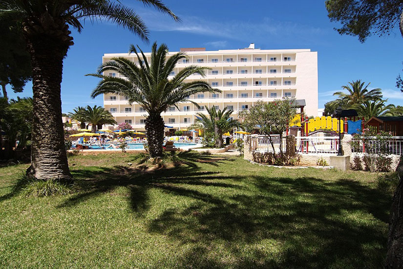 image Espagne ibiza hotel ereso es cana jardins