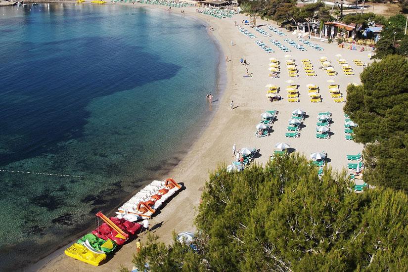 image Espagne ibiza hotel ereso es cana plage