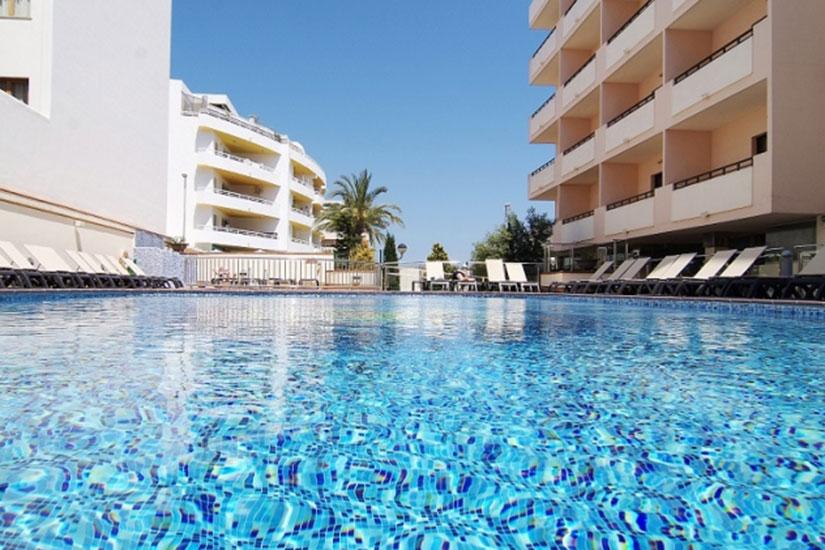 image Espagne ibiza hotel la cala pscine