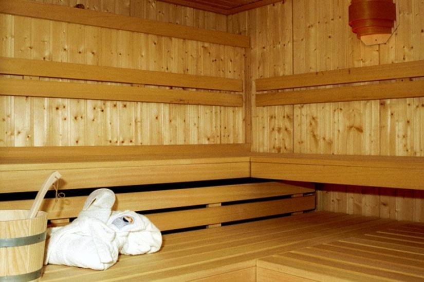 image Espagne ibiza hotel la cala sauna
