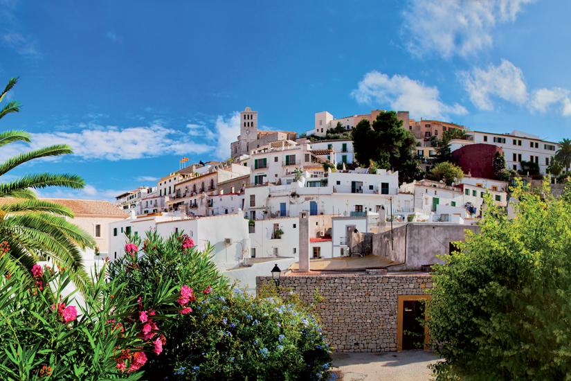 image Espagne ibiza panorama 66 fo_46381683