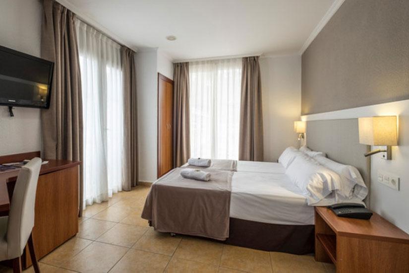 image Espagne lloret de mar hotel rosamar et spa  chambre