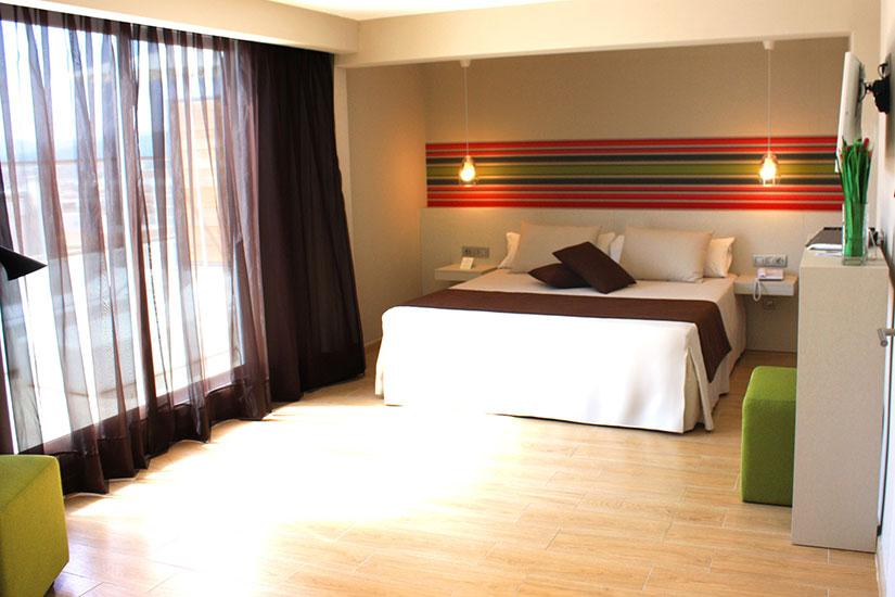 image Espagne lloret del mar plaza paris chambre