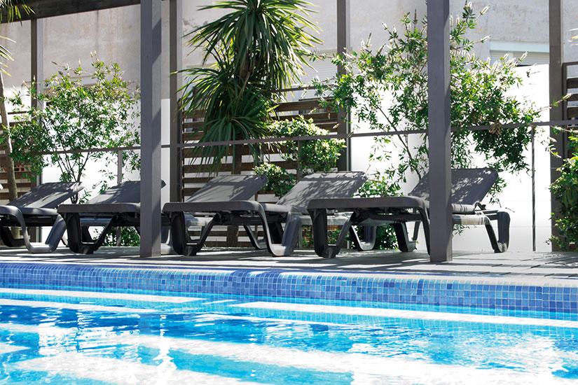 image Espagne lloret del mar plaza paris piscine