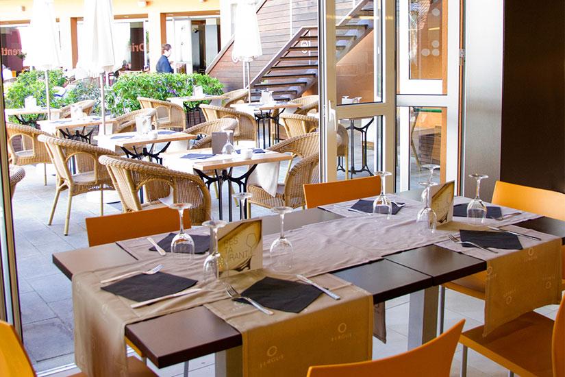 image Espagne lloret del mar plaza paris restaurant