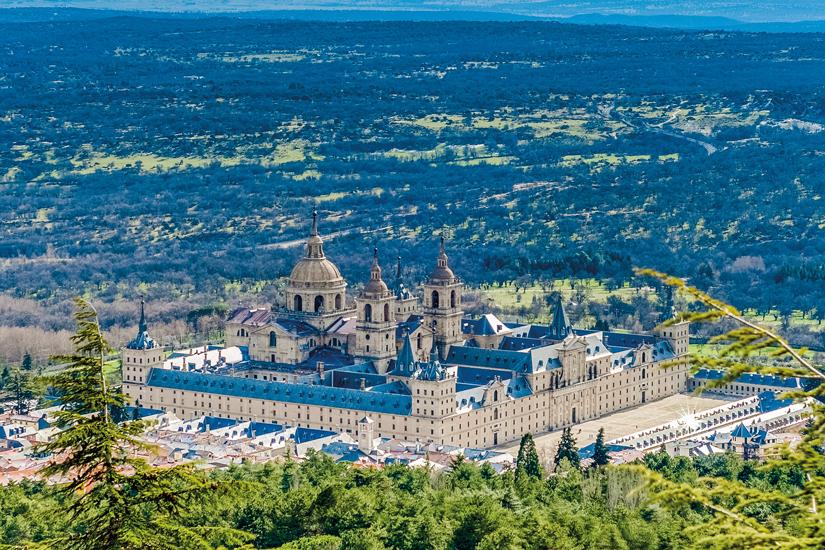 image Espagne madrid lorenzo monastere el escorial 10 fo_123312251