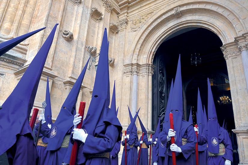 image Espagne malaga procession 01 as_34396578