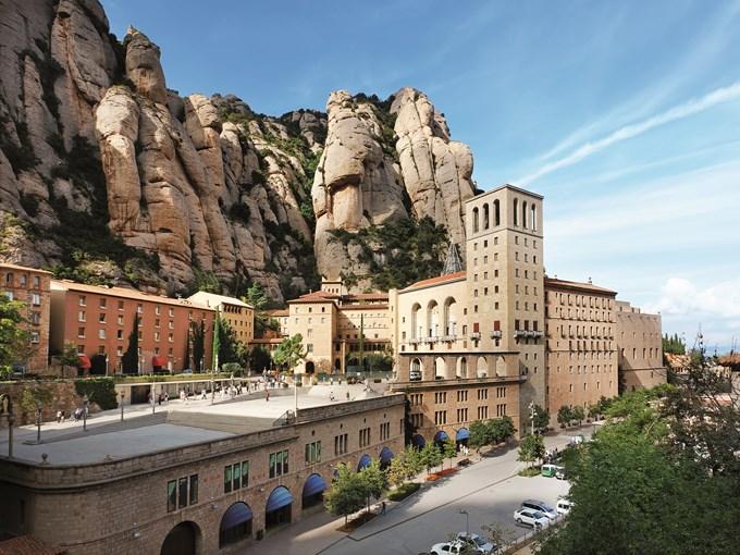 image Espagne montserrat