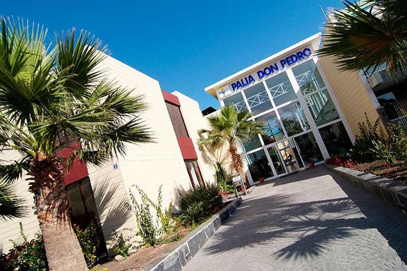 image Espagne tenerife hotel club palia don pedro las galletas facade